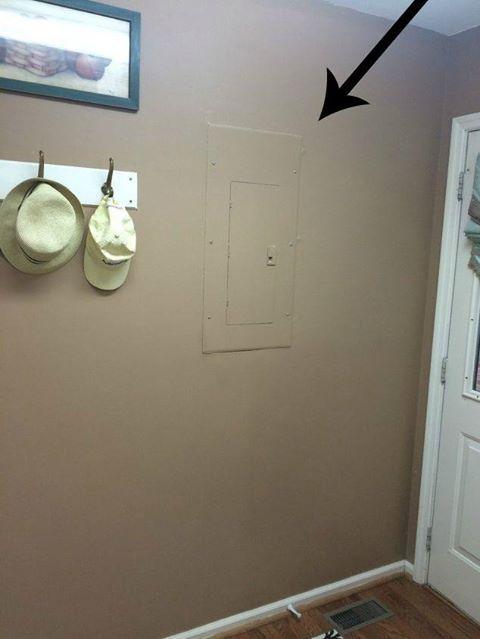 Repurposed Kitchen Cabinet Door Covers DIY Repurposed Pinterest