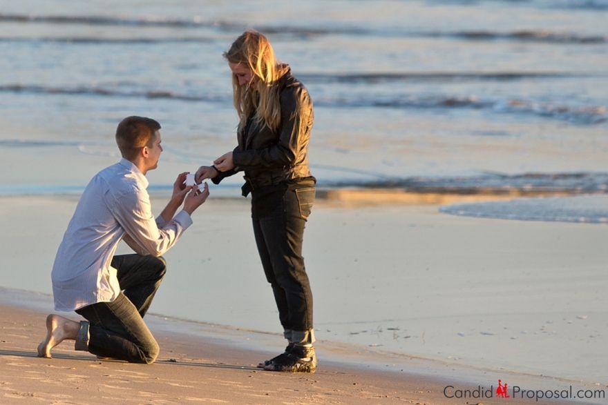 Candid Proposal Secret Proposal Wedding Proposal Orange County