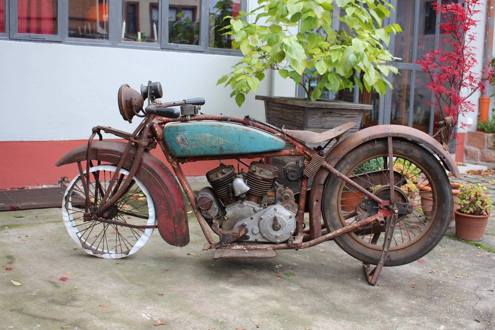 1927 101 Indian Scout Indian Scout Restoration Blog | indian