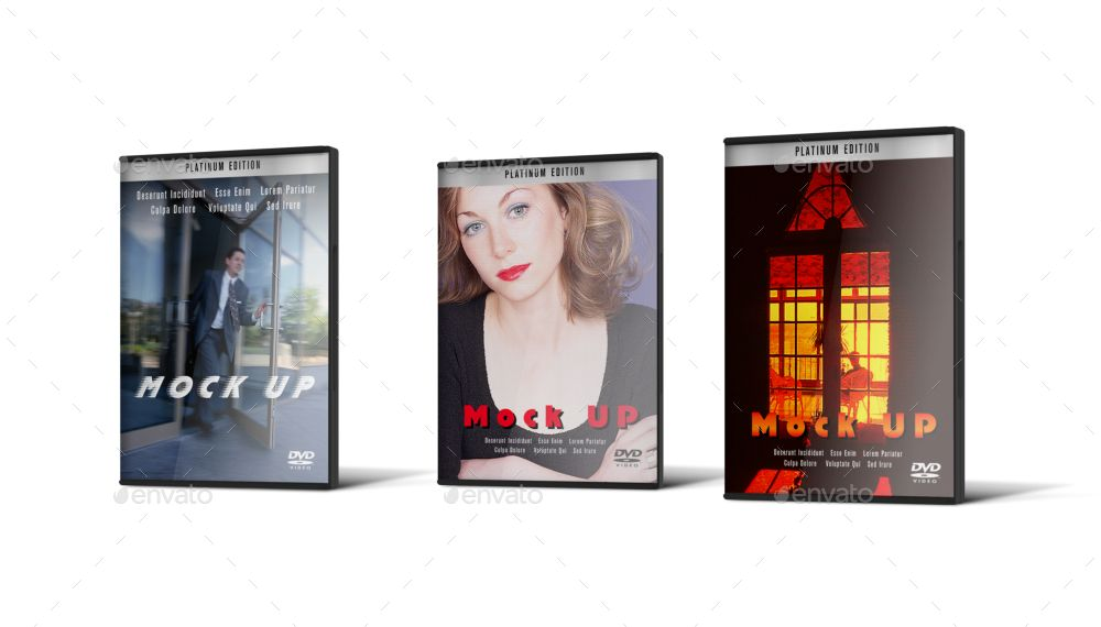 Download DVD Collection Mock-Up #Ad #Mock, #AFFILIATE, #Collection ...