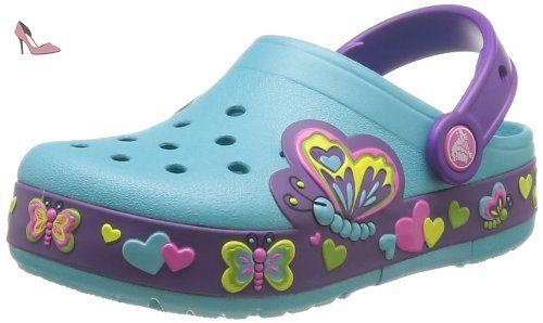 6e37c4d5a Crocs Lights Butterfly Ps