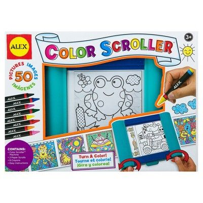 Alex Toys Color Scroller : Target