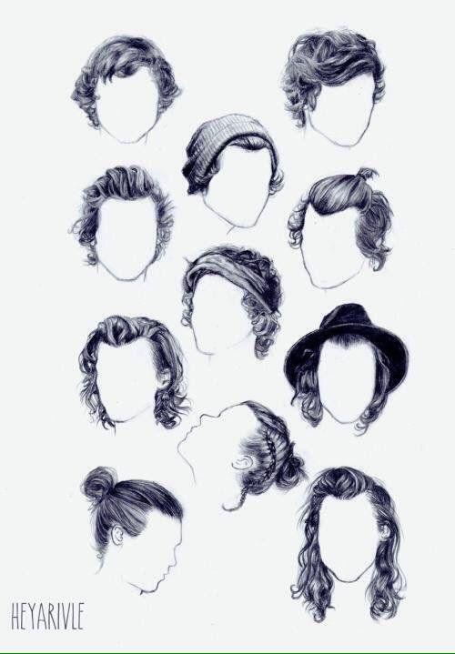 59 Ripharryshair Hashtag On Twitter Estilos De Cabello Hombres Peinados De Hombre Estilos De Cabello Hombre