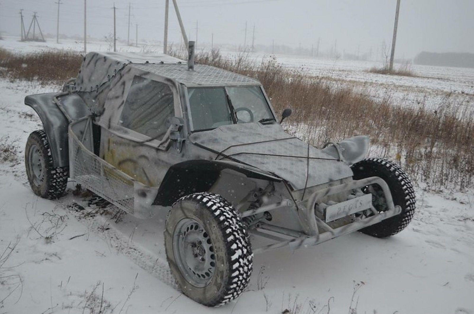 Military Sand Rail : Ukrainian military homemade buggy pegasus http defence