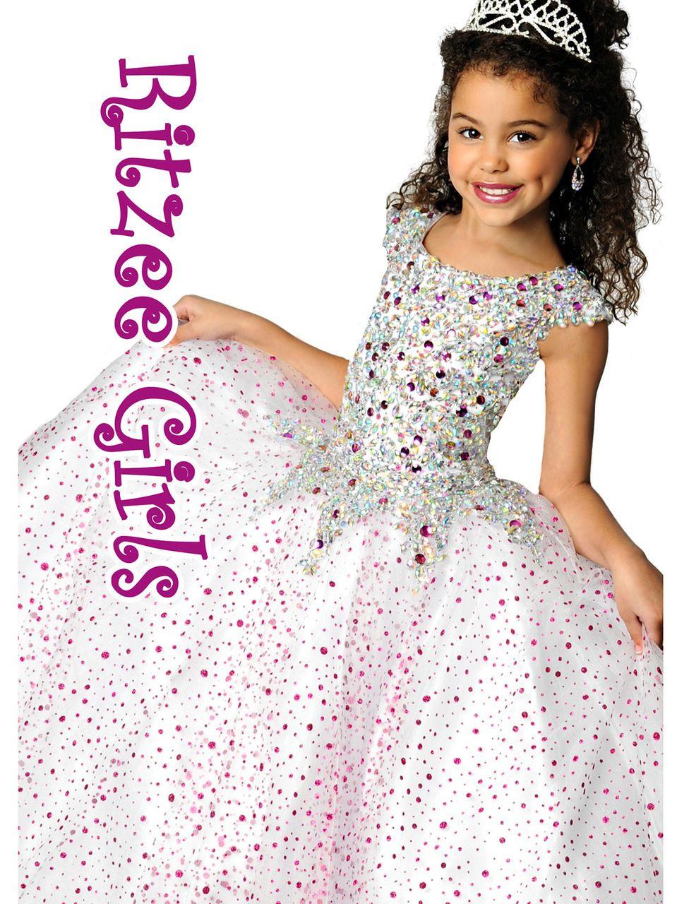 Glitz pageant dresses for rent - Glitz Pageant Gown By Ritzee Girls 6791 Ritzee Pageant Dress For Girls