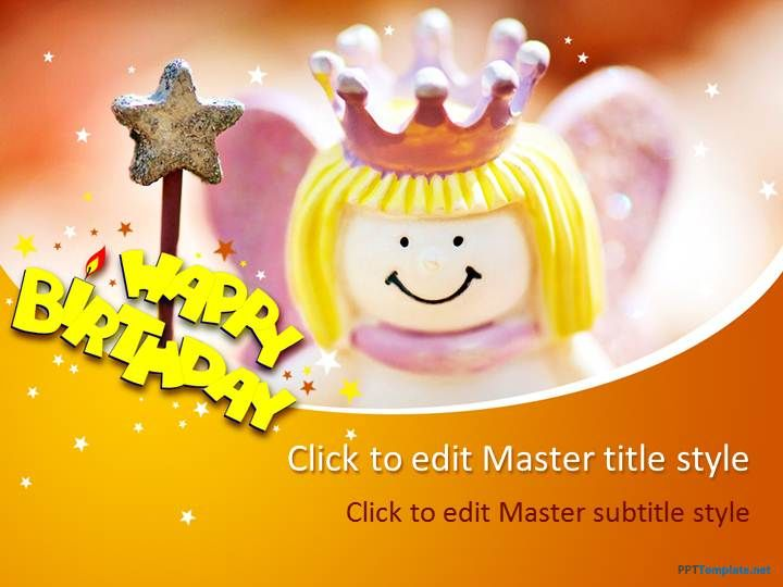 Free happy birthday ppt template holidays pinterest ppt free happy birthday ppt template toneelgroepblik Choice Image