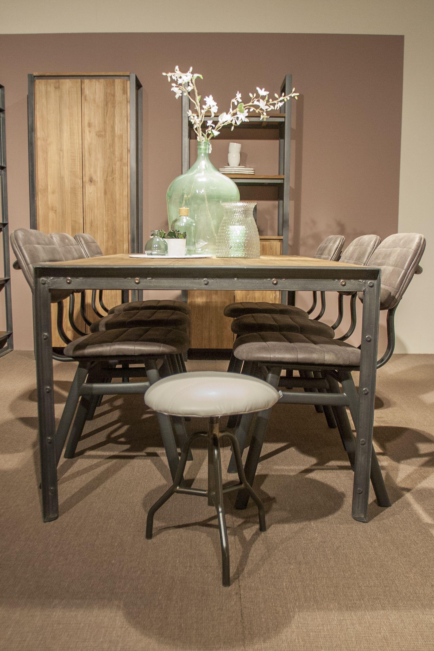 D bodhi vintage meubelen stoel exclusief duurzaam for Woonboulevard wolvega