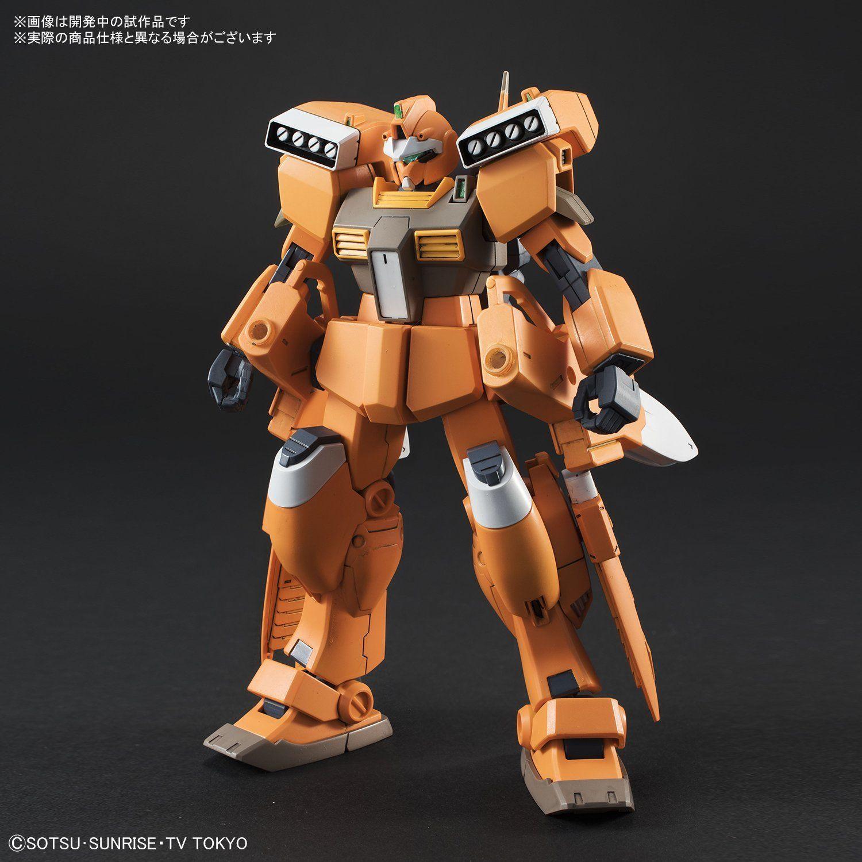 Bandai hobby hg 1144 02 gm iii beam master