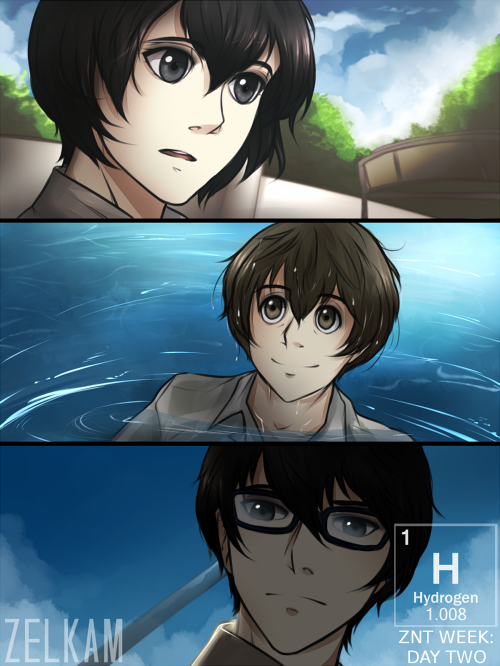 Zankyou no Terror week Day Two∟ A Day of Beginnings and