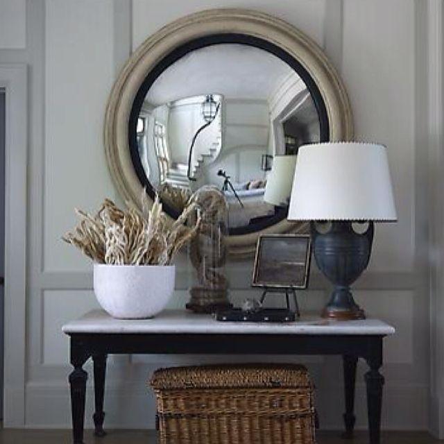 die besten 25 foyer spiegel ideen auf pinterest foyerdesign traditionelle flurm bel und foyer. Black Bedroom Furniture Sets. Home Design Ideas
