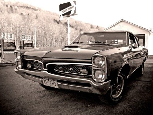 Pontiac GTO | This is the true definition of a muscle car