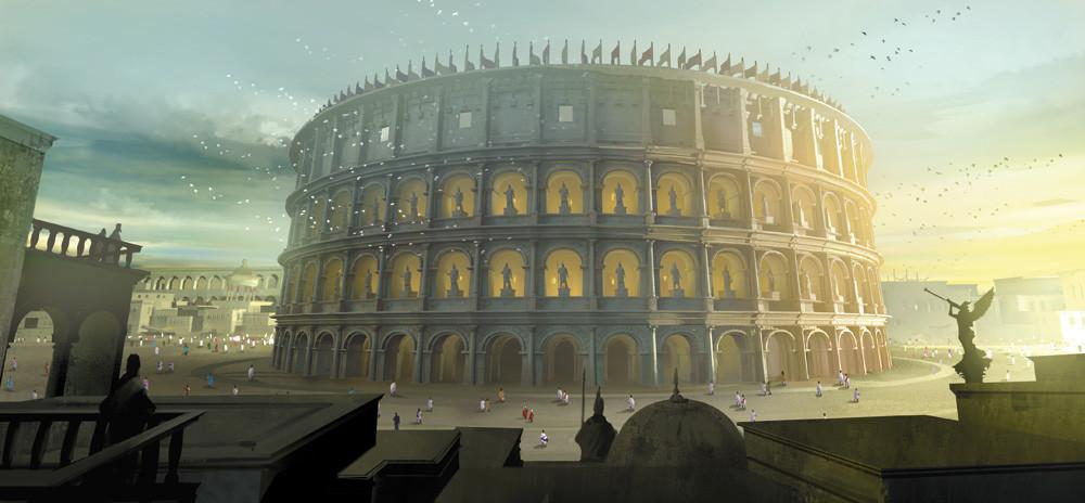 Amyitis  Erweiterung The Palace