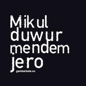 Gambar Kata Kata Bijak Bahasa Jawa Bijak Motivasi Meme
