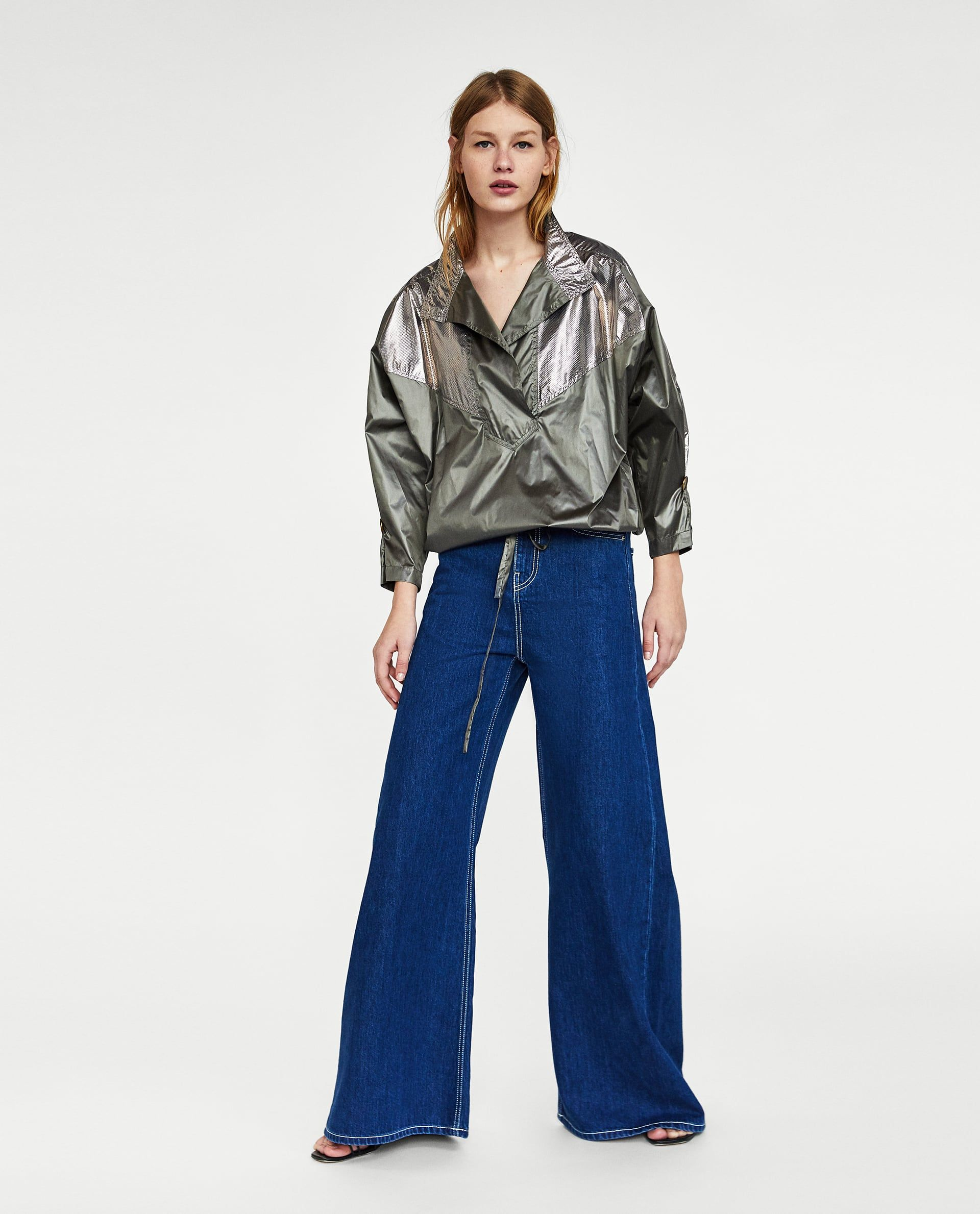 a78cc15343 Women's New In Clothes | New Collection Online | ZARA United States ...