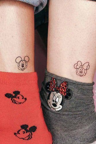 Symbolic And Meaningful Couple Tattoos To Strengthen The Bond