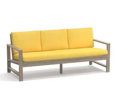 Indio Sofa Cushion Sunbrellar Buttercup