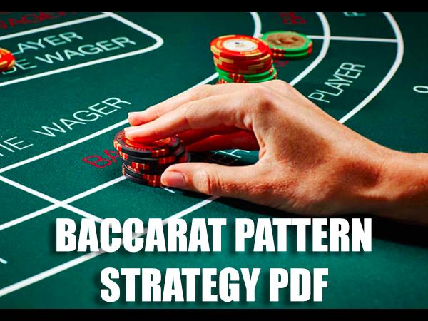 Baccarat Strategy (มีรูปภาพ)