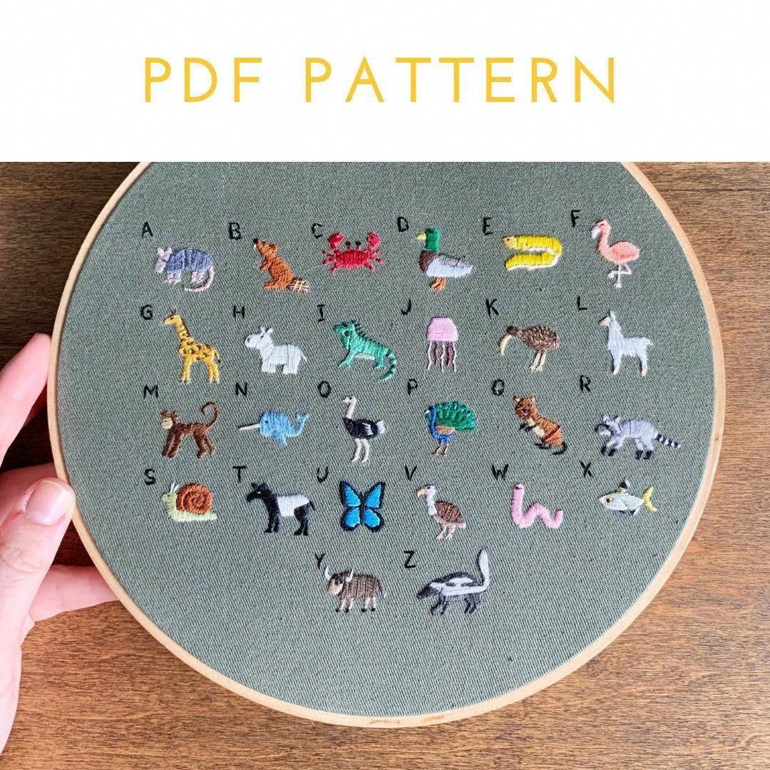 hand embroidery patterns easy #Handembroidery