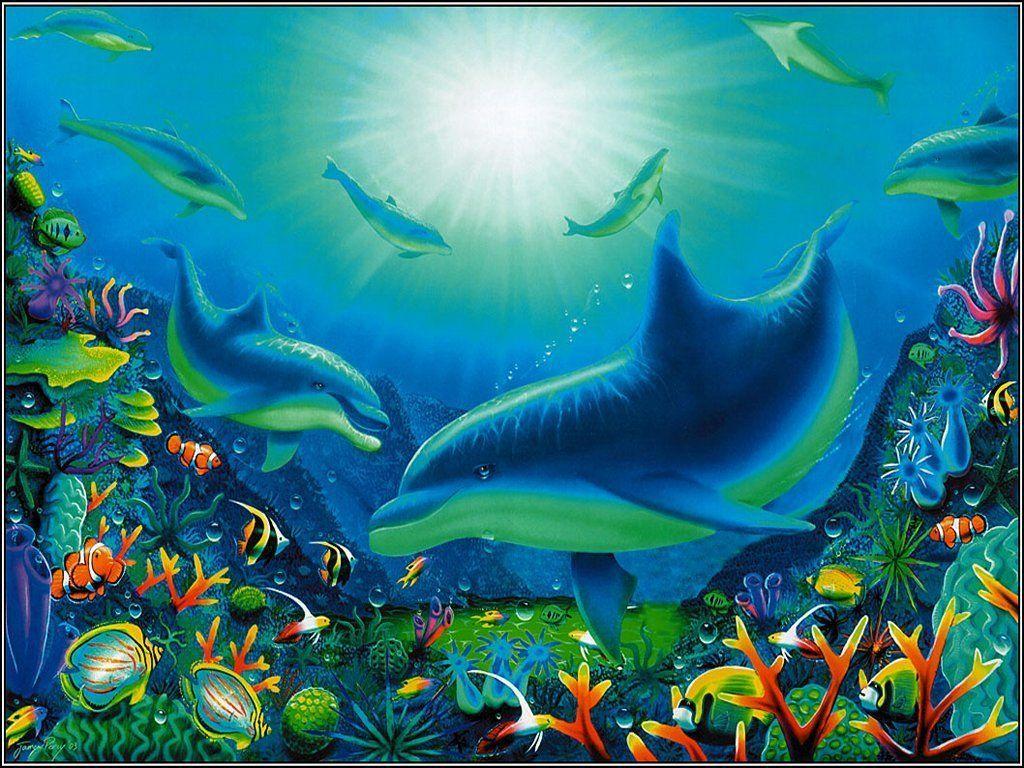 Android 11 Fonds D Ecran Animes Pour Personnaliser Votre Fond D Ecran Anime Fond D Ecran Anim Fish Pet Pets Dolphins