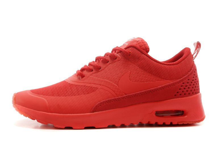 nike air max rood dames