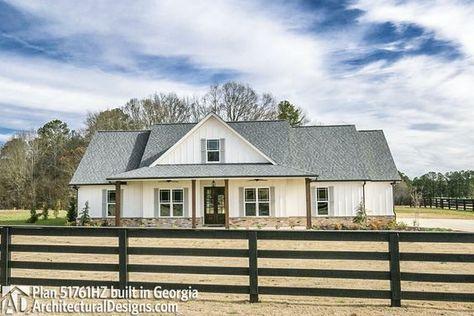 Plan 51761HZ: Classic 3 Bed Country Farmhouse Plan | Architectural Design  House Plans, Farmhouse Plans And Country Farmhouse