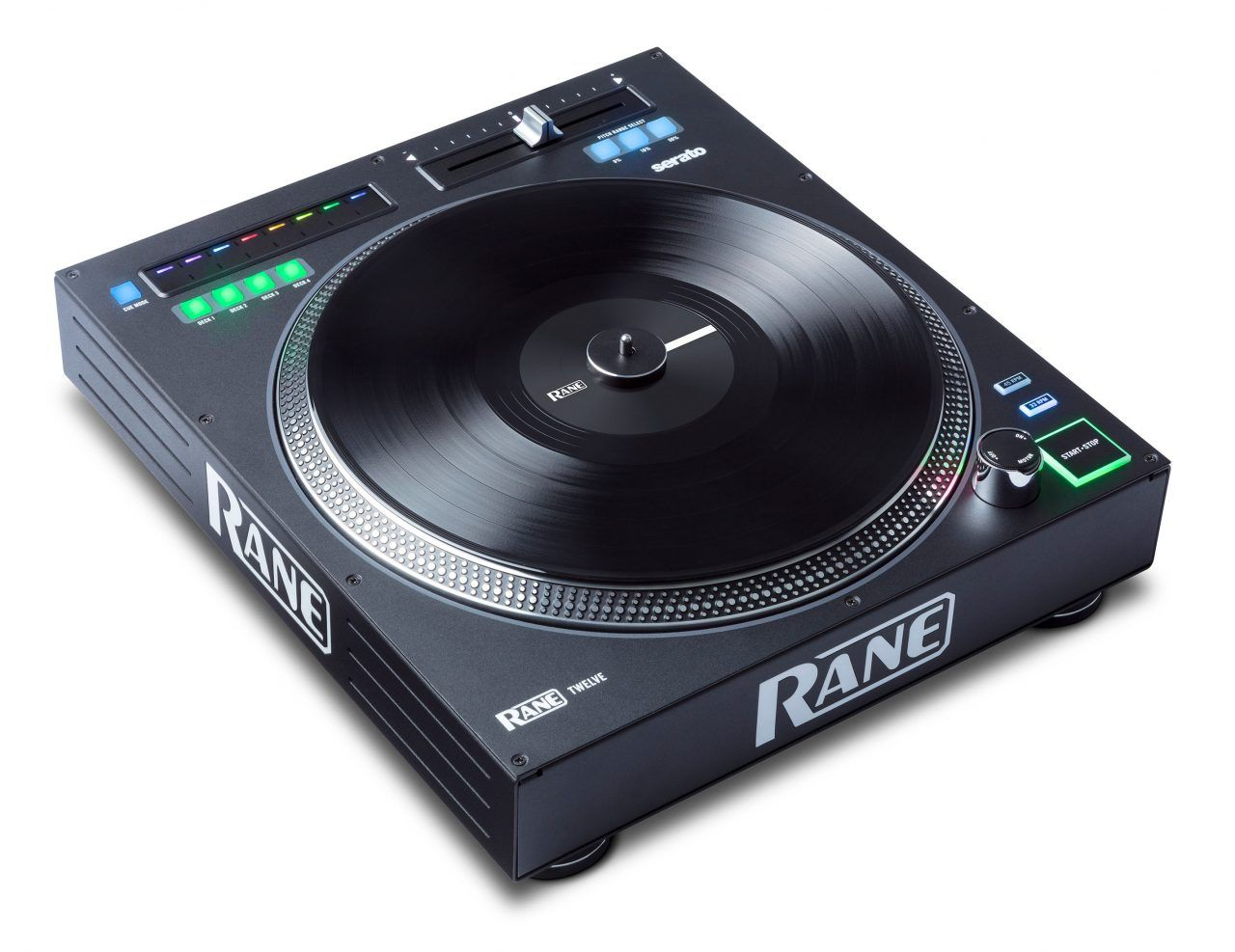 Dj Expo 2017 Rane Twelve 12 Inches Of Digital Pleasure Digital Dj Dj Equipment Turntable