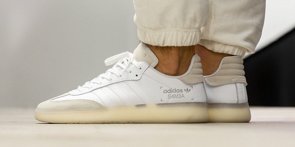 The Updated adidas Samba RM Drops in
