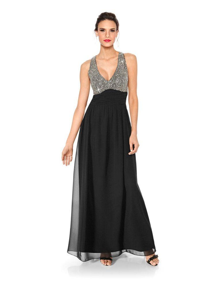 CARRY ALLEN - Kleid schwarz - Abendkleider im Mode-Shop auf heine.de ...