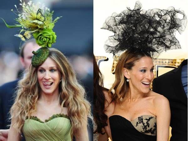 Royal Wedding – The Hats!