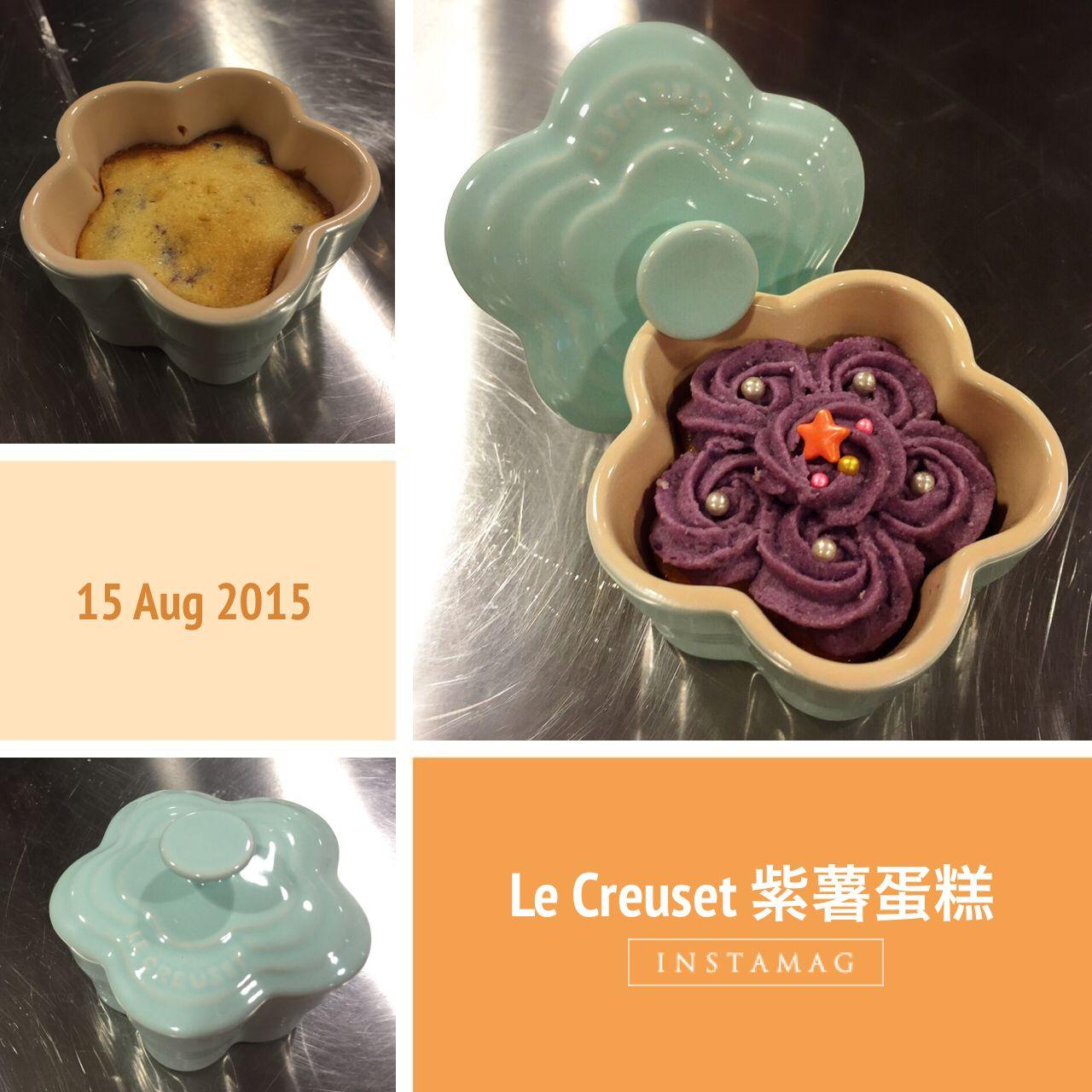 LC紫薯蛋糕@MY Studio Kitchen