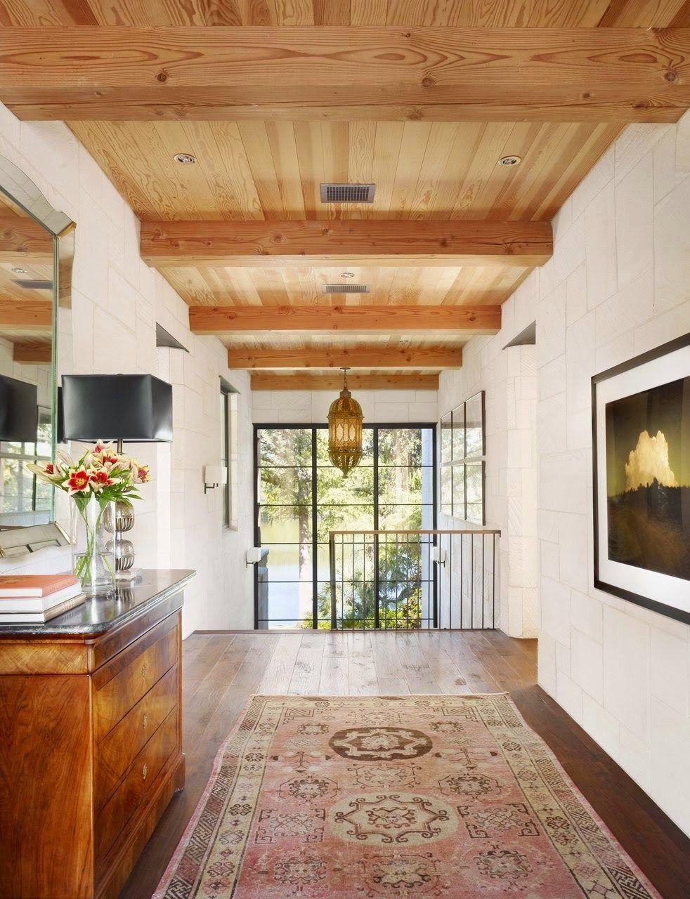 Everything Ceiling Floor Walls Window Etc Texas Home Decor Modern House Design Southwest Living
