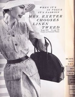 Mrs Exeter: One hell of a stylish lady | Advantage In Vintage