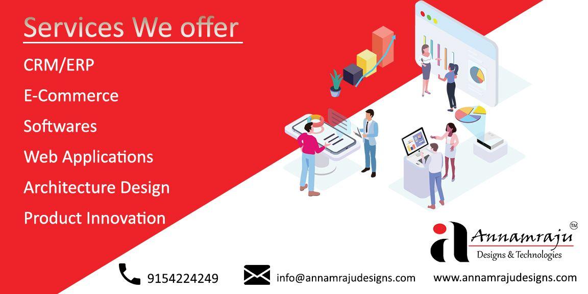Annamraju Web Development Company Hyderabad Website Design Company Web Design Company Web Development Website Design Company
