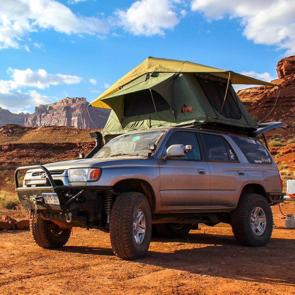 Best Top Ten Truck Bed Tent Reviews Roof top tent