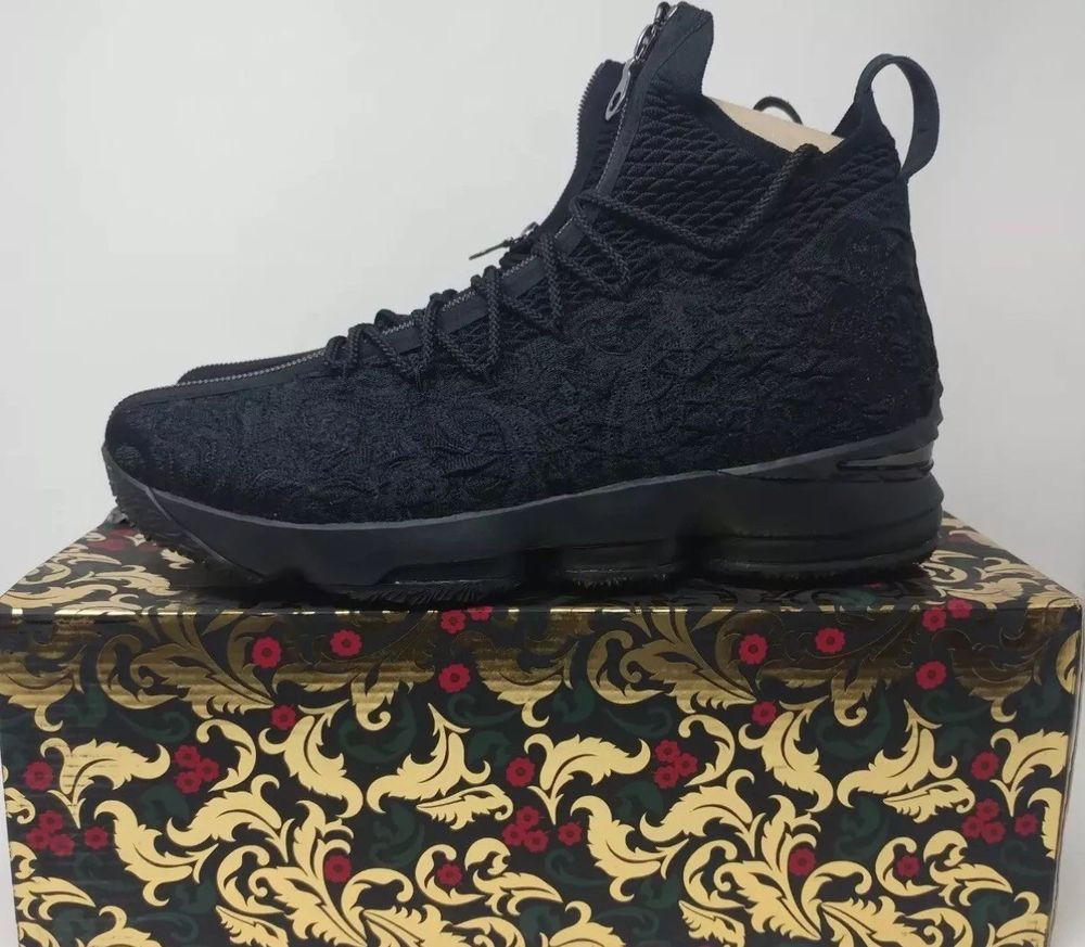 3e656a02952 Nike LeBron 15 XV Kith Ronnie Fieg Suit of Armor Black Size 14 Yeezy Off  Jordan  fashion  clothing  shoes  accessories  mensshoes  athleticshoes  (ebay link)