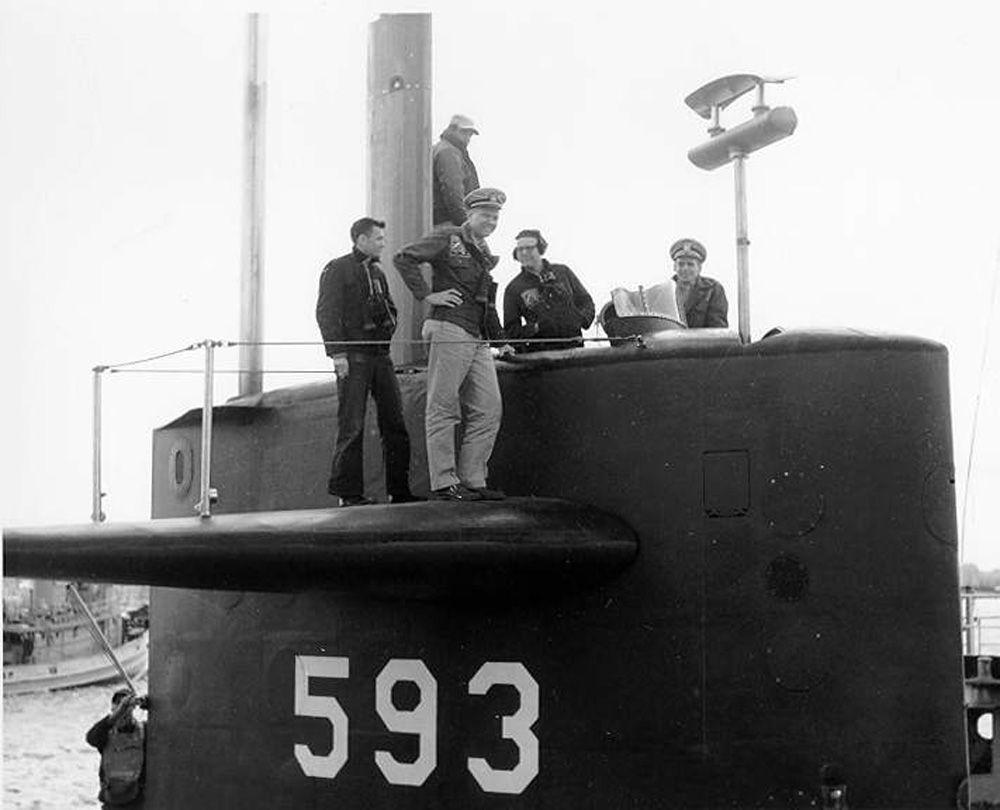 молодости фото подводной лодки трешер описание, среда обитания