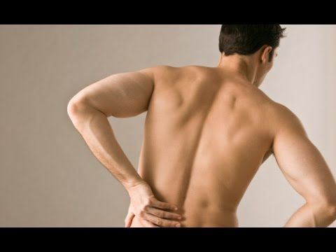 Natural home remedy for back and leg pain