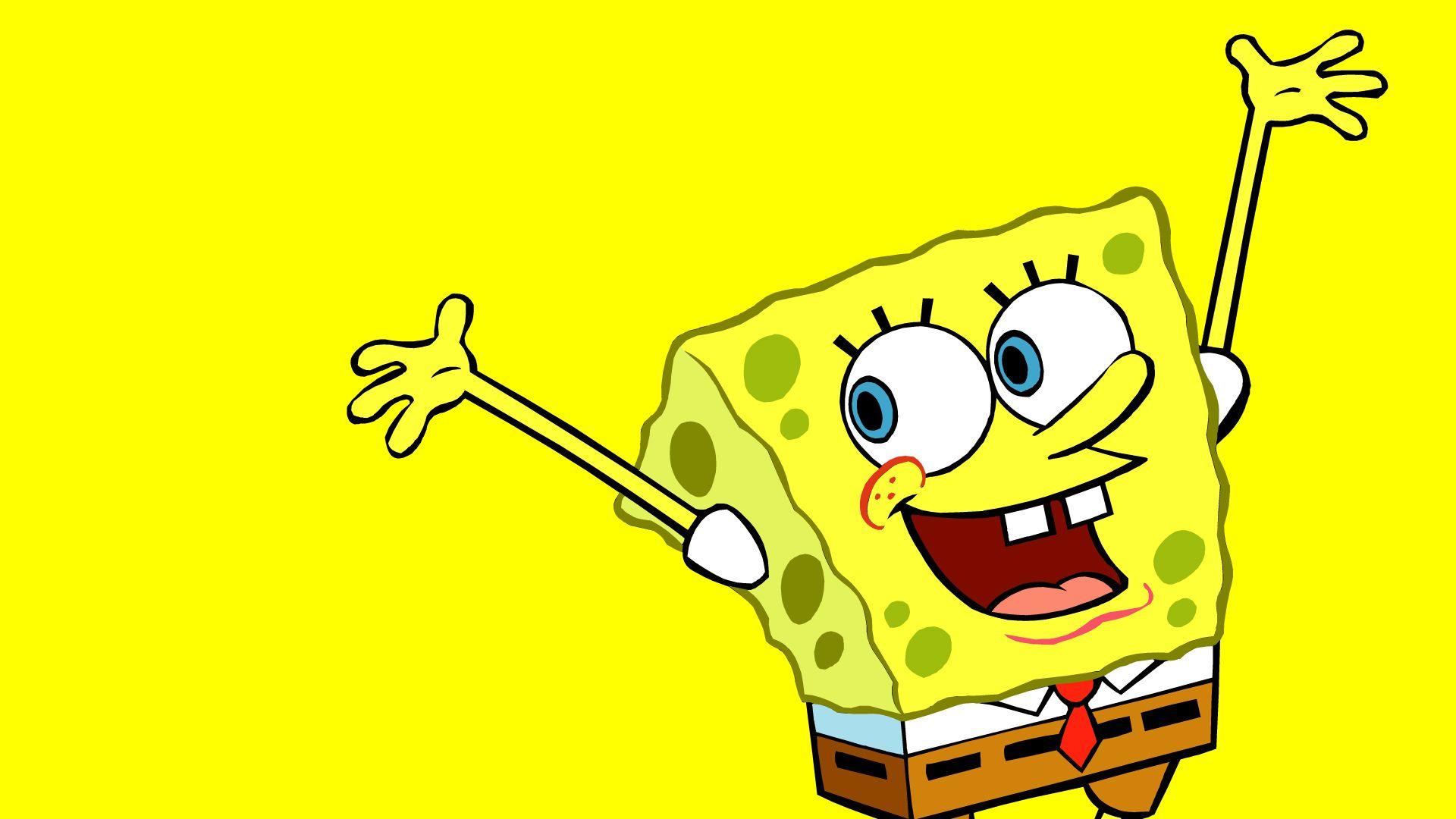 spongebob squarepants happy face wallpaper spongebob pinterest