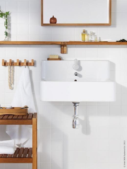 ikea wastafel ann | badkamer | Pinterest - Badkamer, Ikea badkamer ...