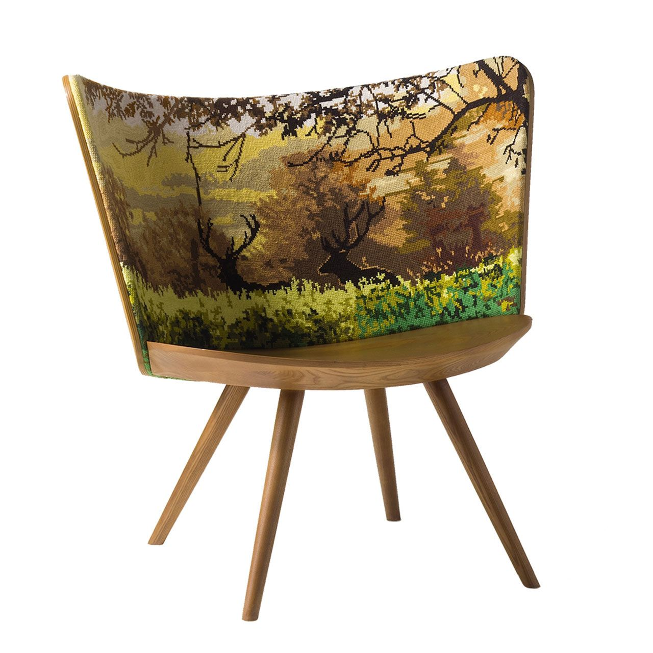best living room chair%0A Restyle your living room with an armchair  Cappellini  small armchair  Embroidery