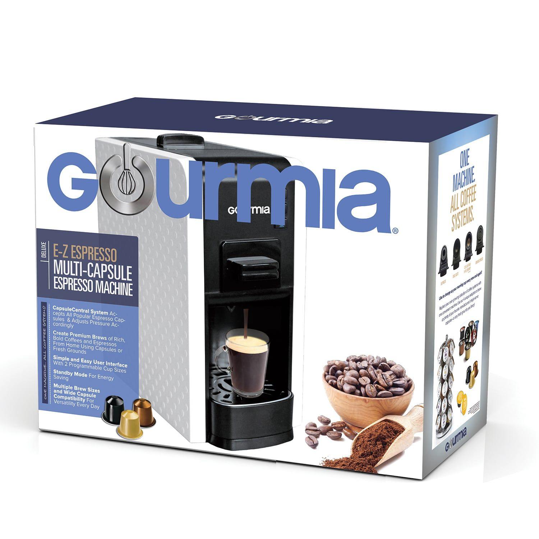 Gourmia Espresso Machine Single Serve Pod Coffee Maker Espresso Coffee Machine Pod Coffee Makers Coffee Machine