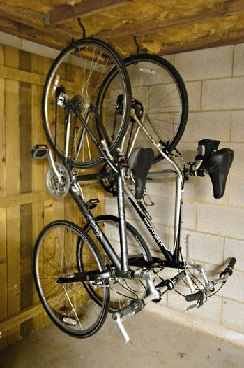 Adding Some Basement Workshop Organization Young House Love Bike Storage Basement Basement Workshop Young House Love