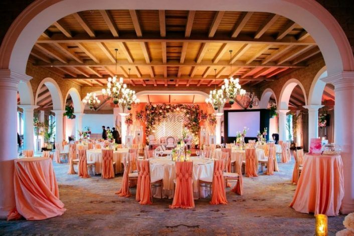 The most elegant indoor decor ideas we spotted in real weddings https also rh pinterest