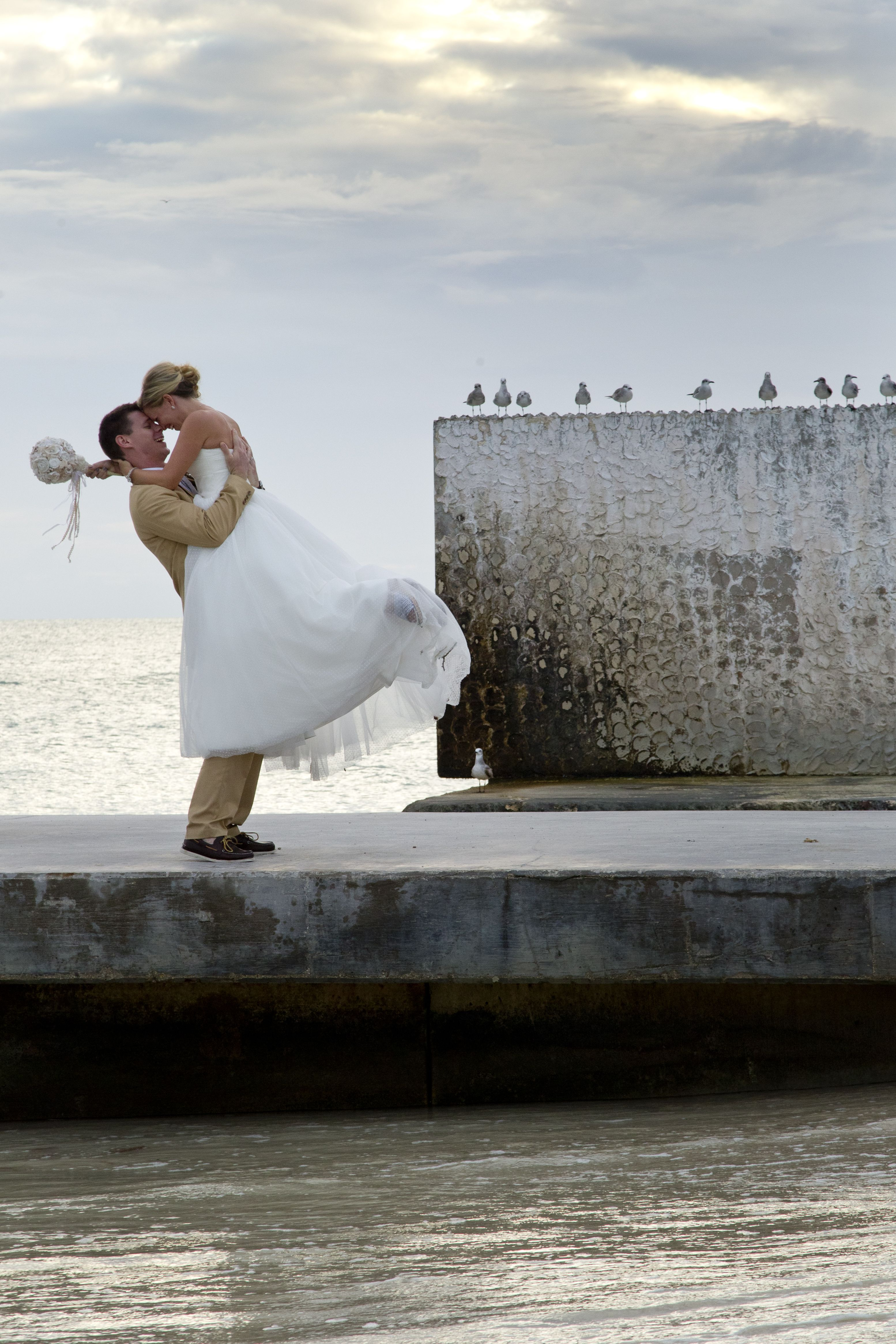 small beach wedding ceremony ideas%0A Have your guests attend an intimate wedding ceremony on the beach  overlooking the Atlantic Ocean at the Southernmost Beach Resort in Key West