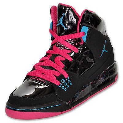 NEW NIKE AIR Jordan Flight SC 1 Style: 439655 009 YOUTH Girls (GS)