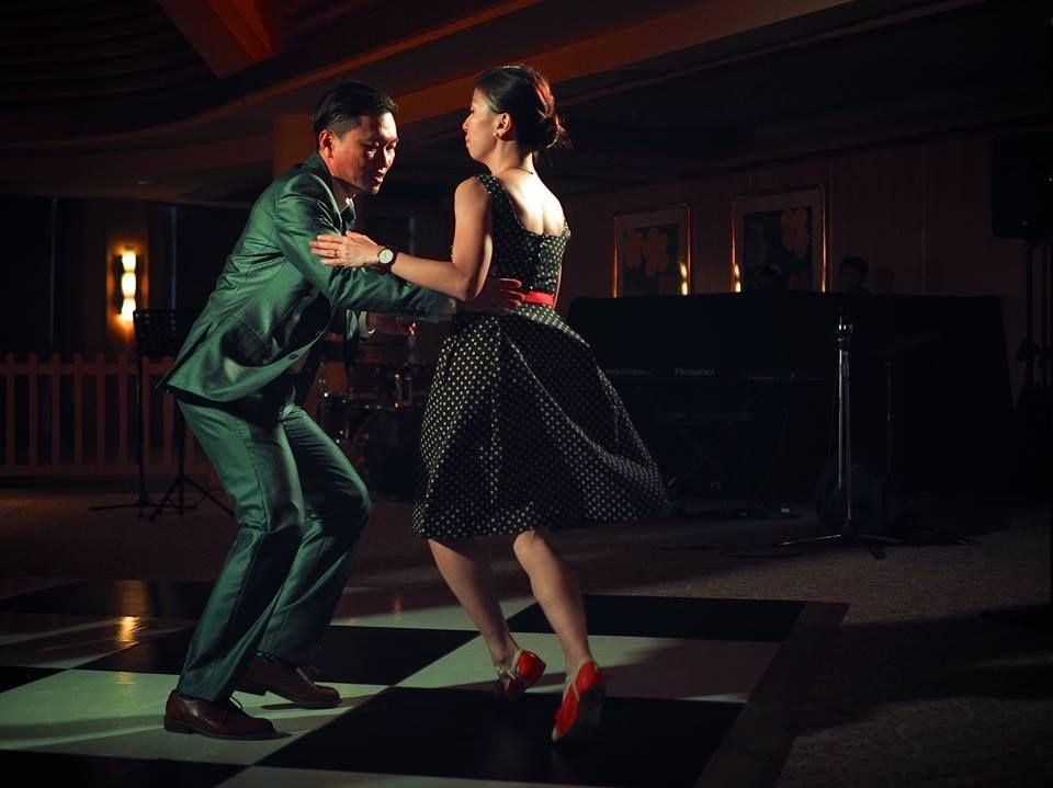 Desmond & Pamela at The Ritz Carlton Singapore
