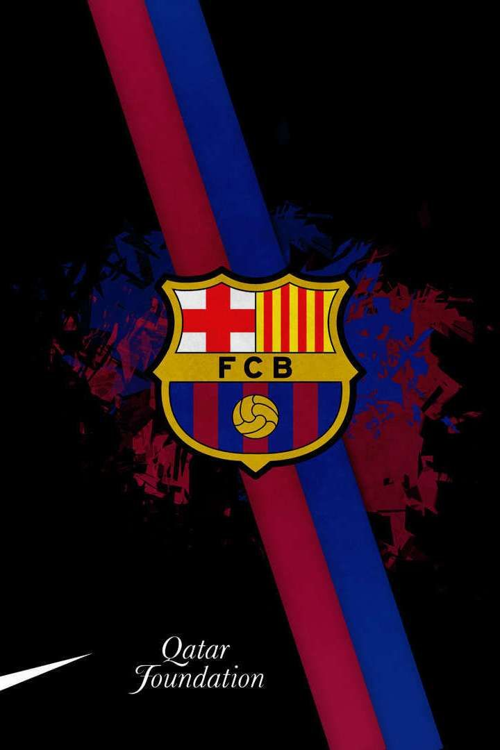 barcelona iphone wallpaper black background