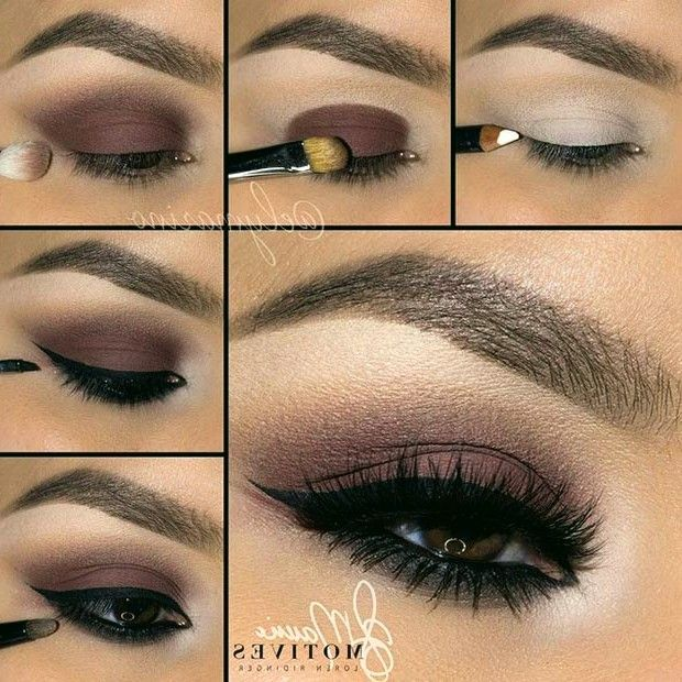 15 Super Easy Makeup Tutorials You Can Try Makeuptutorialforbrowneyes Easy Makeup Tutorial Simple Makeup Eye Makeup