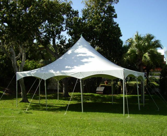Two 30X30 century frame tents in a beautiful backyard setting - perfect for a wedding or any type of party. | Our Tents | Pinterest | Tents & Two 30X30 century frame tents in a beautiful backyard setting ...