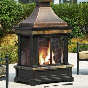 portable outdoor fireplaces wood burning cheap interior home design rh pinterest com